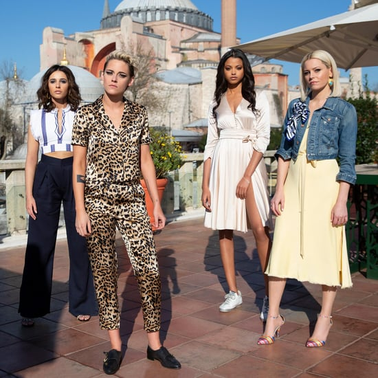 Elizabeth Banks Charlie's Angels Interview EW 2019