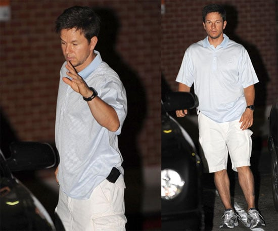 Photos of Mark Wahlberg and Rhea Durham in LA