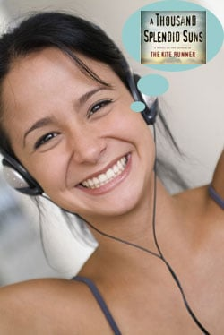 Boredom Buster: Listen to Audiobooks