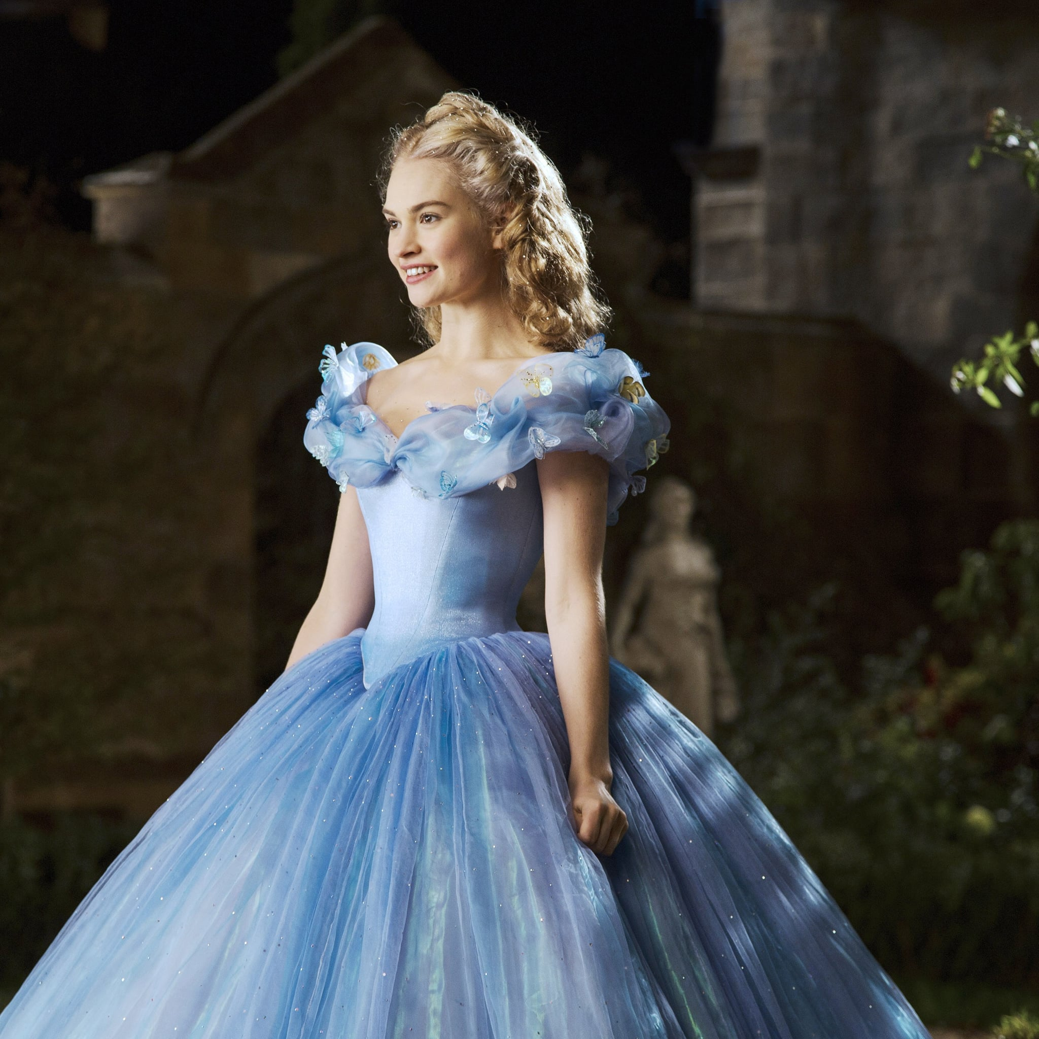 Lily James Talks About Finding Roles Different to Cinderella ...
