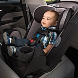 Switch to a convertible seat once your baby has grown out of an infant seat.