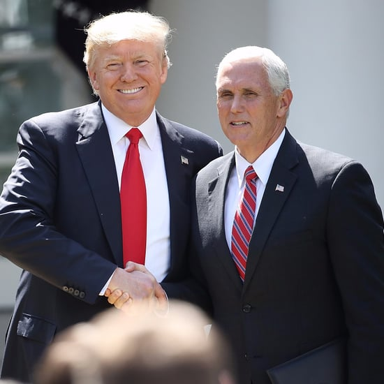 Trump Reportedly Says Pence Wants to Hang Gay People