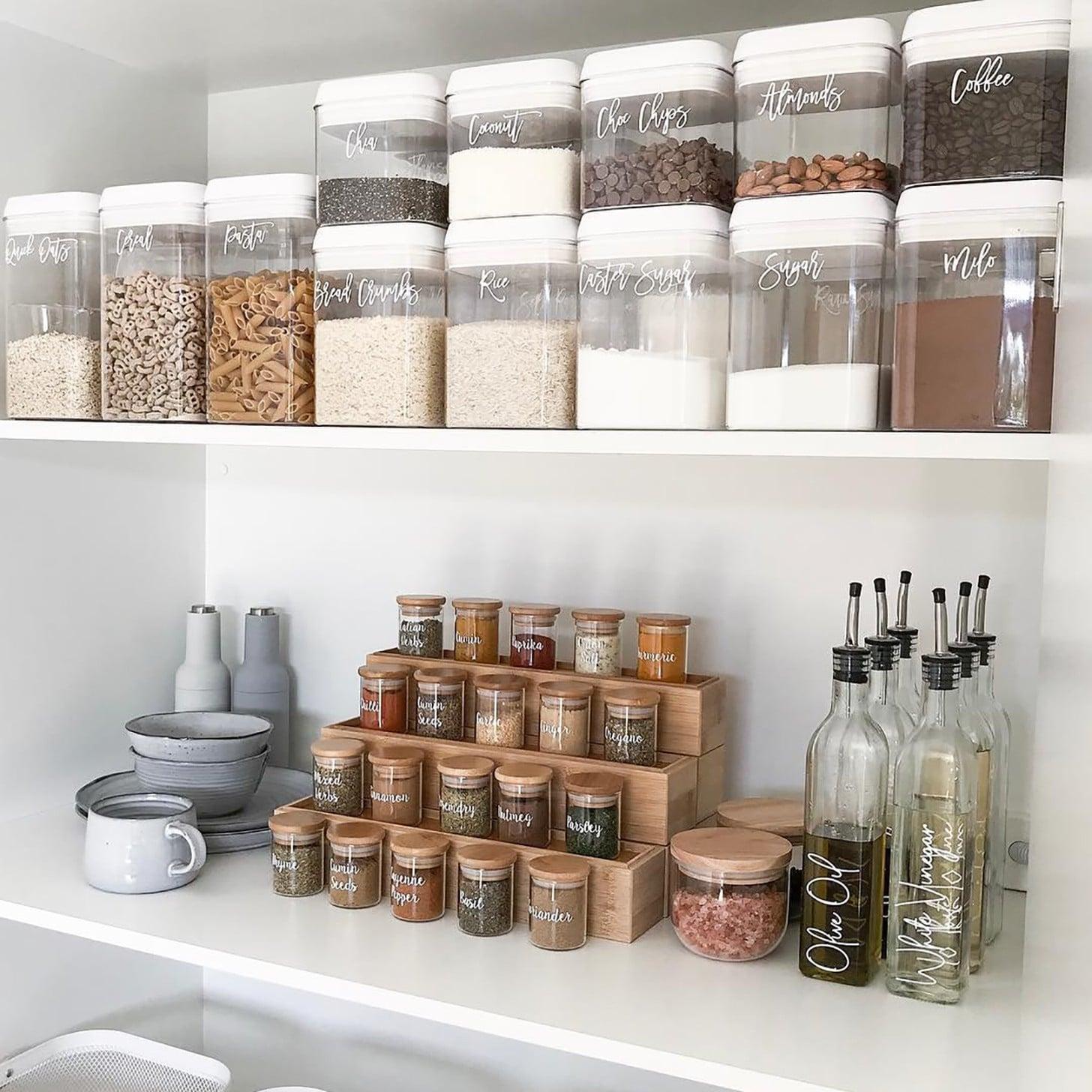 Marie Kondo Kitchen Organization Ideas  POPSUGAR Food