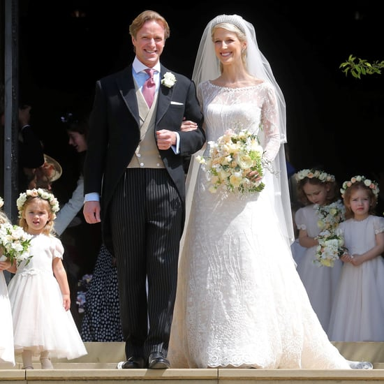 Lady Gabriella Windsor's Wedding Pictures