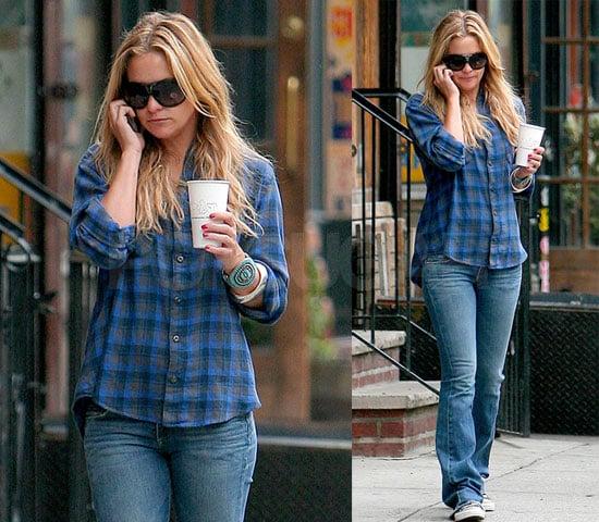 Kate Hudson in NYC
