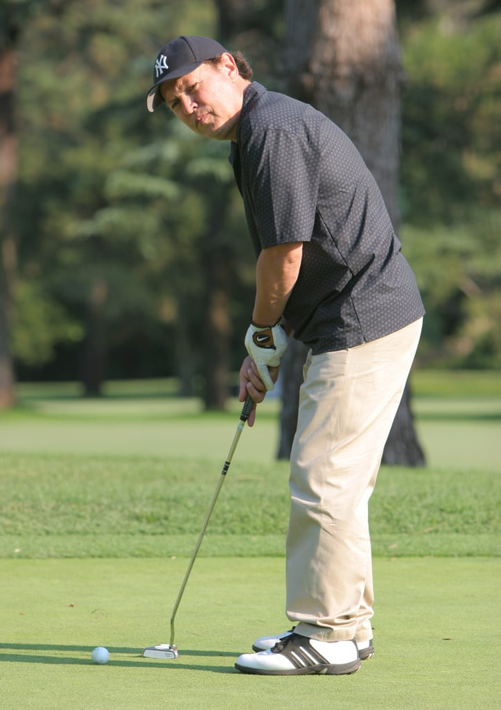 dedc07dd2b3c3c Billy Crystal putted course Burbank CA August 2006