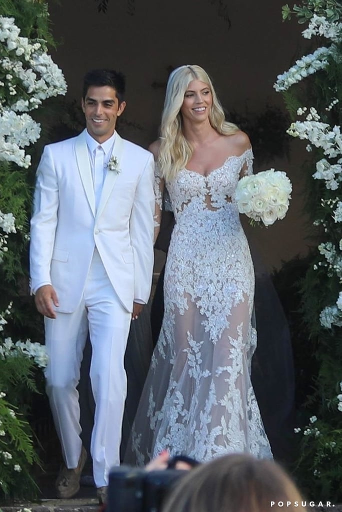 Devon Windsor's Zuhair Murad Wedding Dress