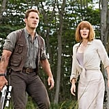 Claire and Owen From Jurassic World
