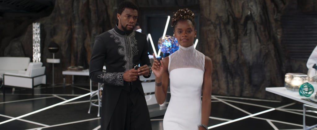 The Real Hero of Black Panther Is Shuri With Her Hilarious One-Liners
