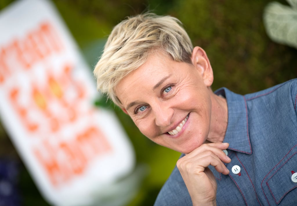 Ellen DeGeneres Calls Celebrities During Self-Isolation