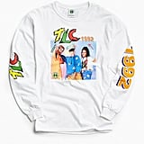 Cross Colours TLC 1992 Long Sleeve Tee