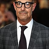 Stanley Tucci as Merlin