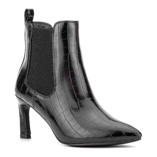Olivia Miller Stay Sweet High Heel Ankle Boots