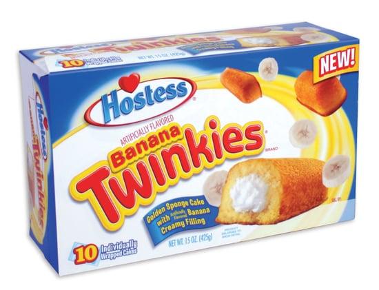 Will You Eat Banana Creme Twinkies?