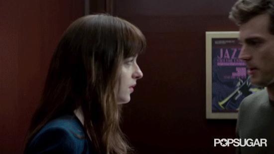 This Steamy Elevator Scene