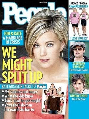 """Kate Announces """"We Might Split Up"""""""