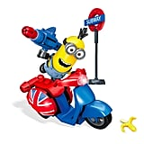 For 5-Year-Olds: Mega Construx Minions Scooter Escape