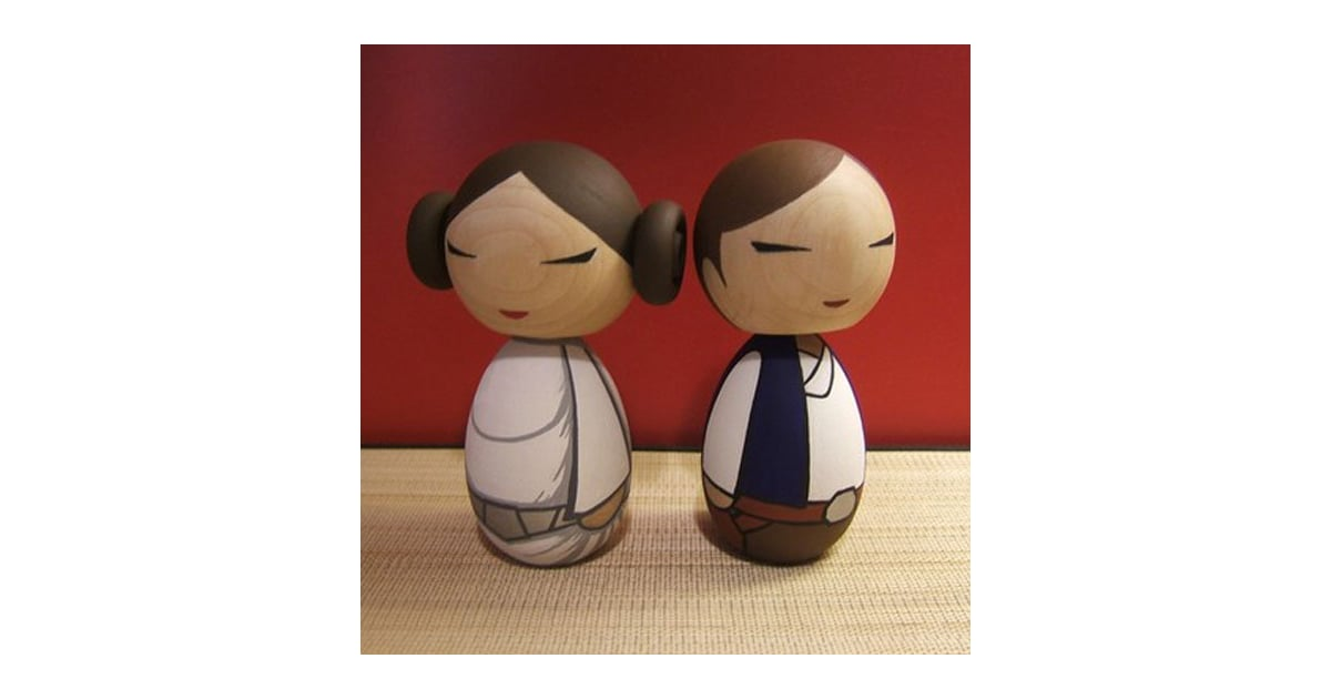 Star Wars Wedding Cake Toppers Popsugar Tech