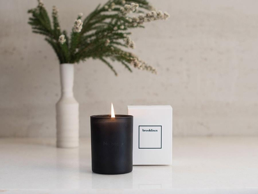 Who doesn't love a great candle? Brooklinen Scented Candle ($35)
