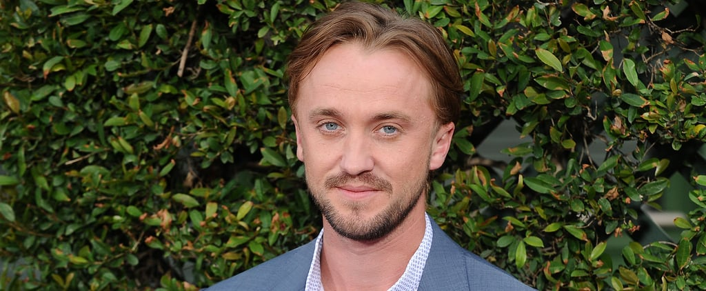 The Sorting Hat Quiz Revealed Tom Felton Is a Hufflepuff