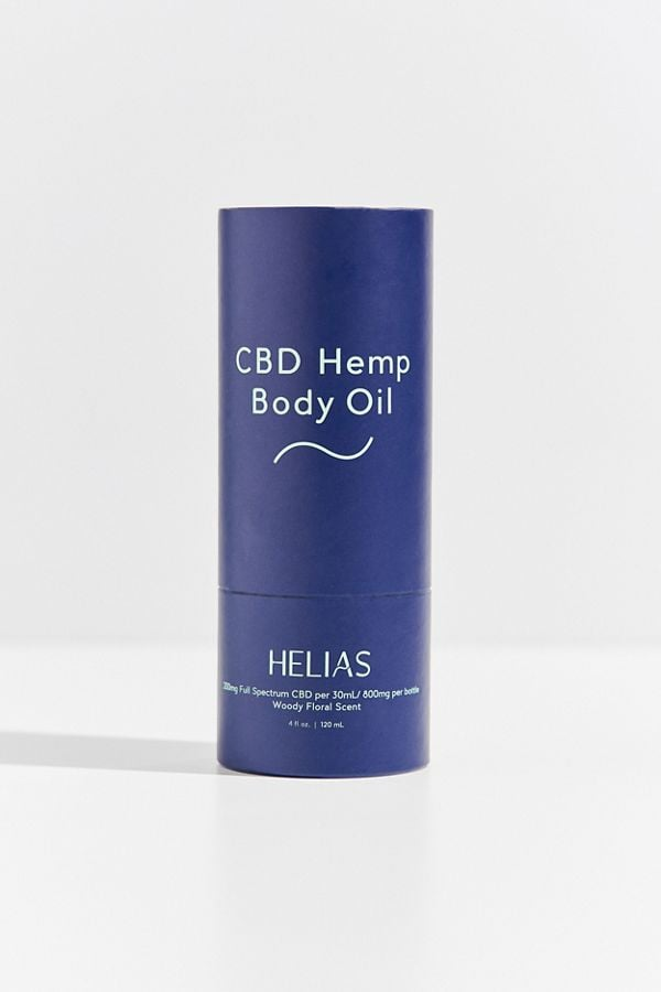 Helias CBD Hemp Body Oil