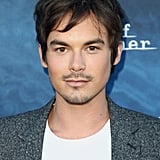 Tyler Blackburn (Caleb Rivers)