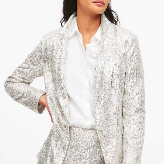 Best Sequined Clothing From Banana Republic For the Holidays
