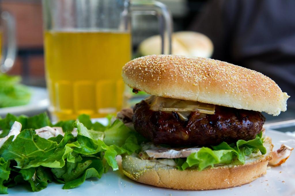 Montana: Bison Burgers