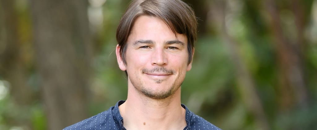 Josh Hartnett at Filming Italy Festival Pictures June 2018