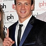 "Ryan Lochte won 5 Olympic medals making him ""number 1."""