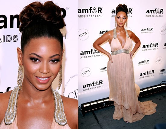 Beyonce Named Most Desirable