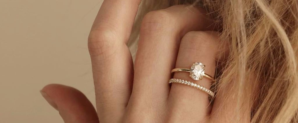 35 Minimalist Engagement Rings For the Simple Bride-to-Be