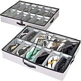 StorageLAB Under Bed Shoe Storage Organiser