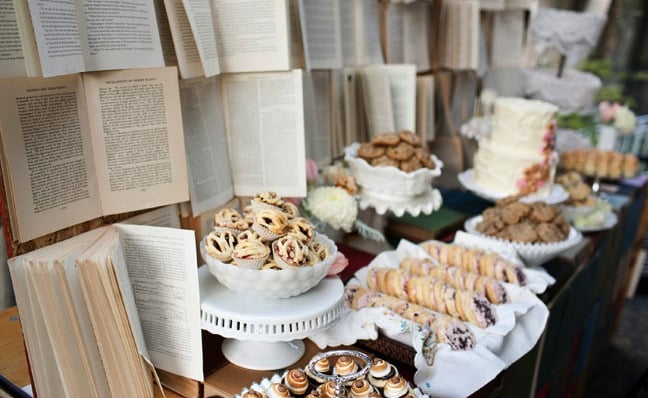 Miniature Dessert Buffets