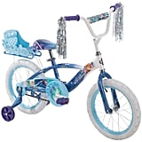 Frozen Blue Bike