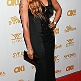 Katie Price Joins Fellow Stars to Celebrate the Oscars With BritWeek