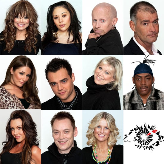 The Full Official Lineup For Celebrity Big Brother 2009