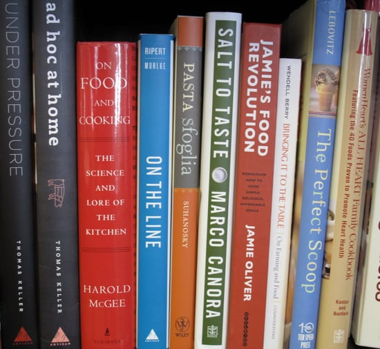 NYU to Inherit Gourmet's Cookbook Library