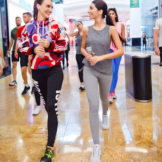 Mall of the Emirates Free Workouts