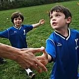 INSTILL: Manners aren't hard to teach, but kids really do learn by example.