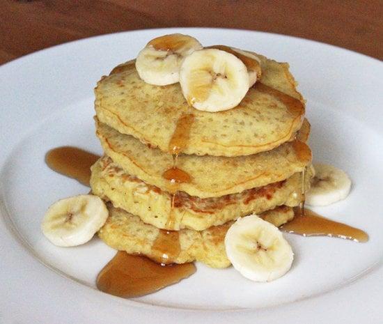 Quinoa Pancakes