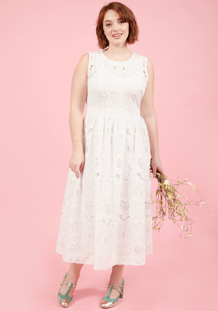 Plus size wedding dresses us66 for Plus size midi dresses for weddings