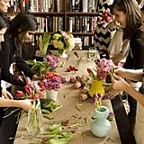 Flower Arranging Fete