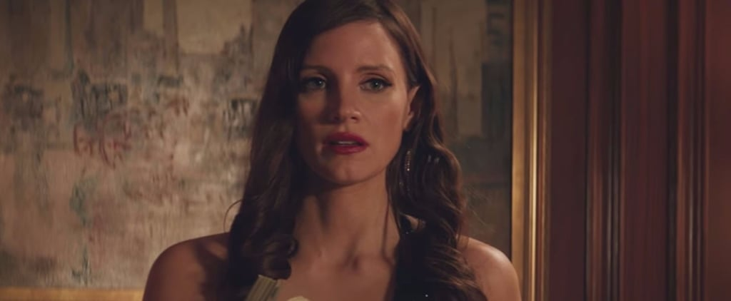 """Jessica Chastain Stars as Hollywood's Infamous """"Poker Princess"""" in Molly's Game Trailer"""