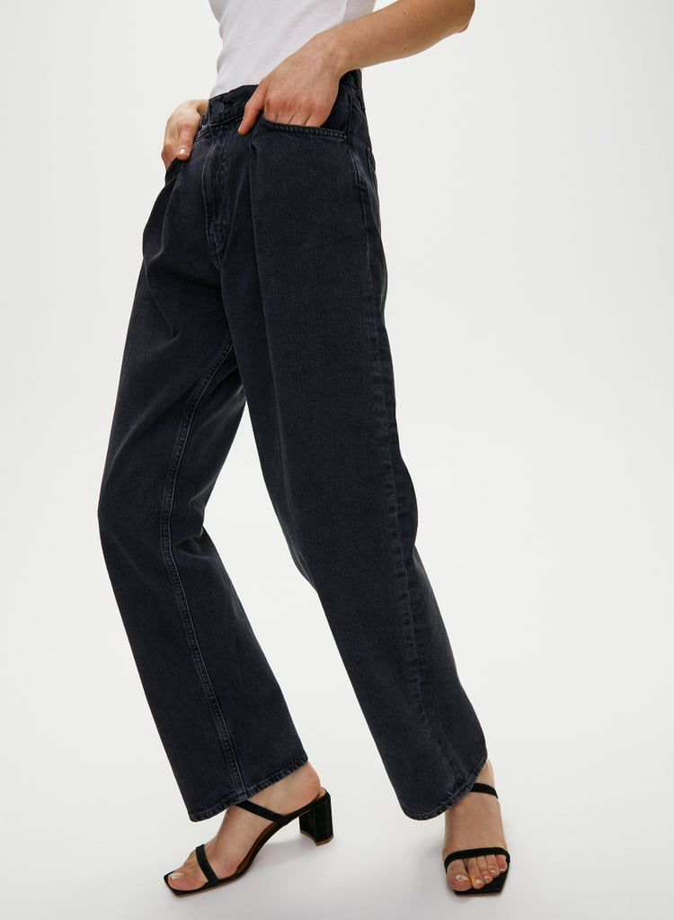 Agolde Baggy W/ Tab Oversized Jeans