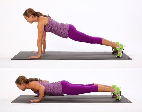 Workout Challenge: How to do 50 Push-Ups in 4 Weeks | POPSUGAR Fitness  Australia