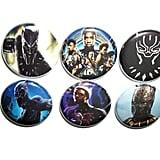 Black Panther Pins