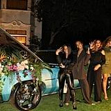 Beyoncé Attends a Screening of Queen & Slim | Pictures