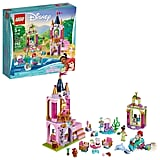Lego Disney Ariel, Aurora, and Tiana's Royal Celebration
