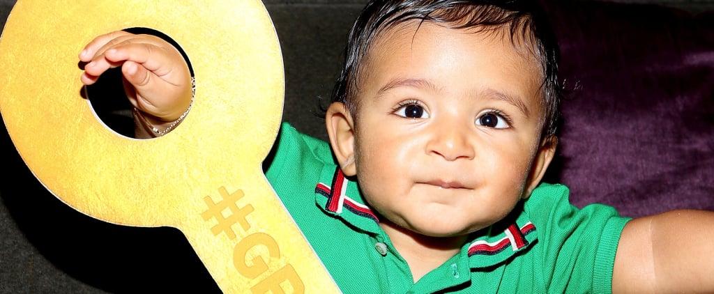 Asahd Khaled Cute Pictures